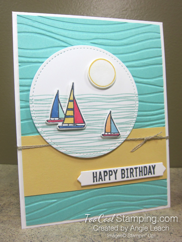 Lilypad lake birthday - coastal