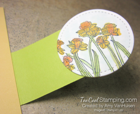 You're Inspiring Side Flap Card - amy 5