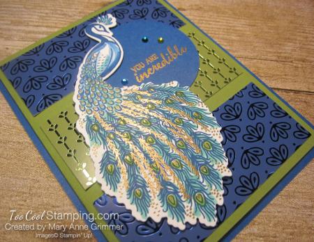 Noble Peacock incredible 2
