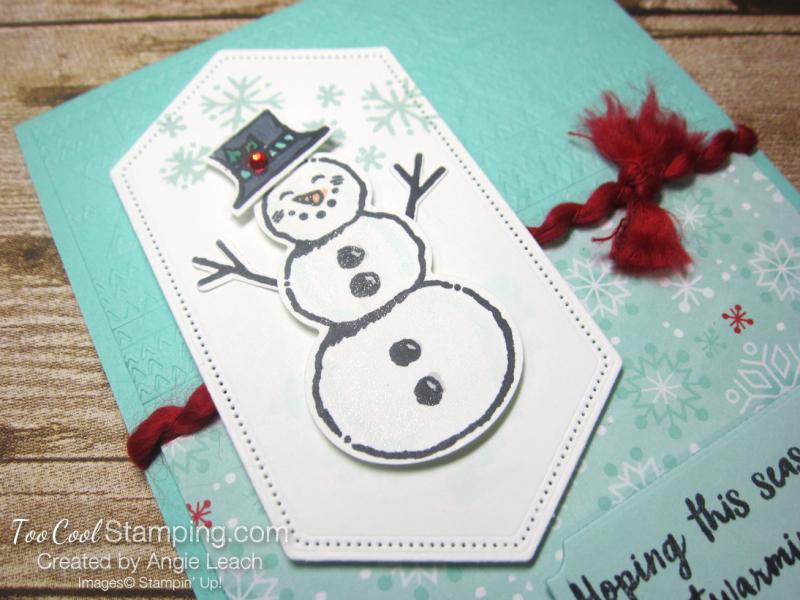 Snowman season heartwarming - buider pool 3