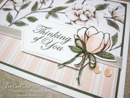 Magnolia Lane Thinking of you swap 3