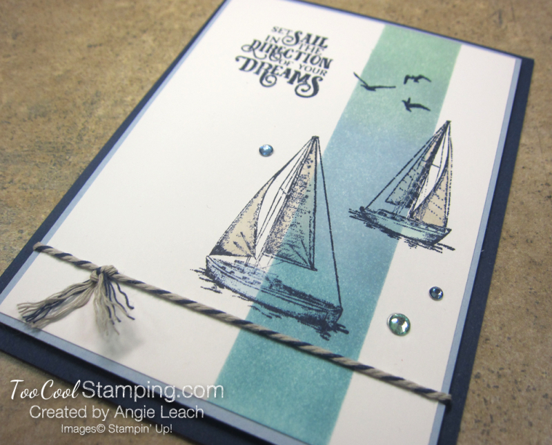Sailing Home masked color blend - dreams 2