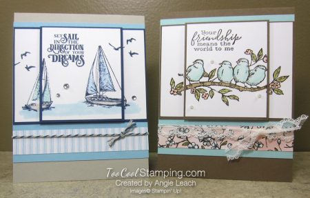 Two Layer Stamping - two cool