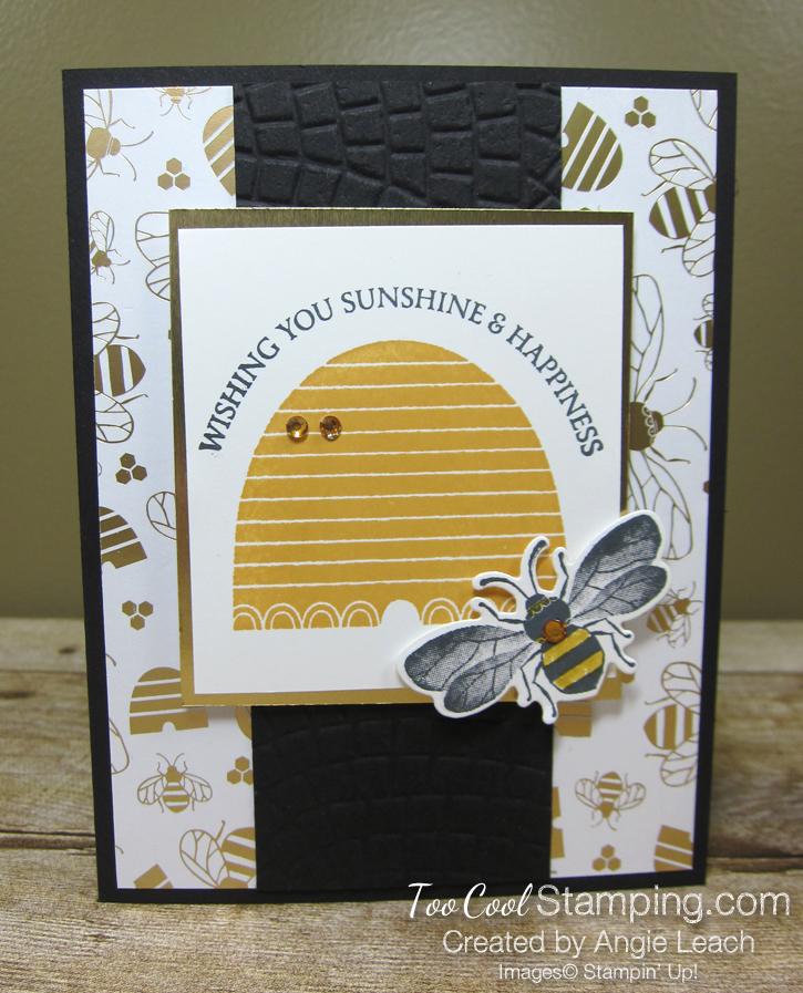 Honey bee sunshine wishes - 1
