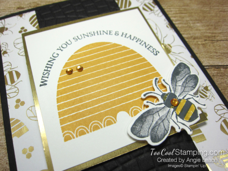 Honey bee sunshine wishes - 3