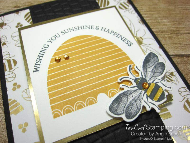 Honey bee sunshine wishes - 3
