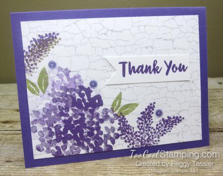 Beautiful friendship thank you - grape 1