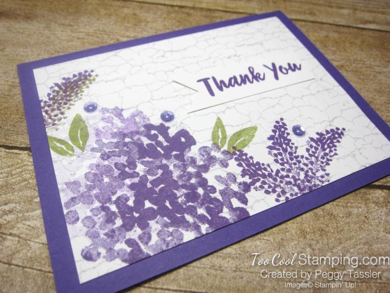Beautiful friendship thank you - grape 2