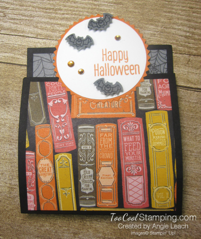 Halloween hershey treat 1