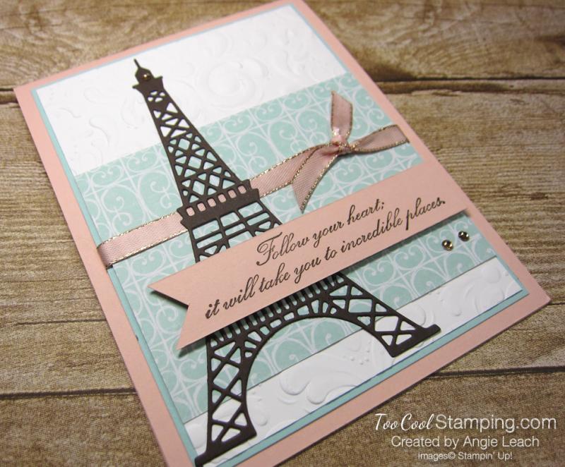 Parisian Beauty Follow Your Heart 3