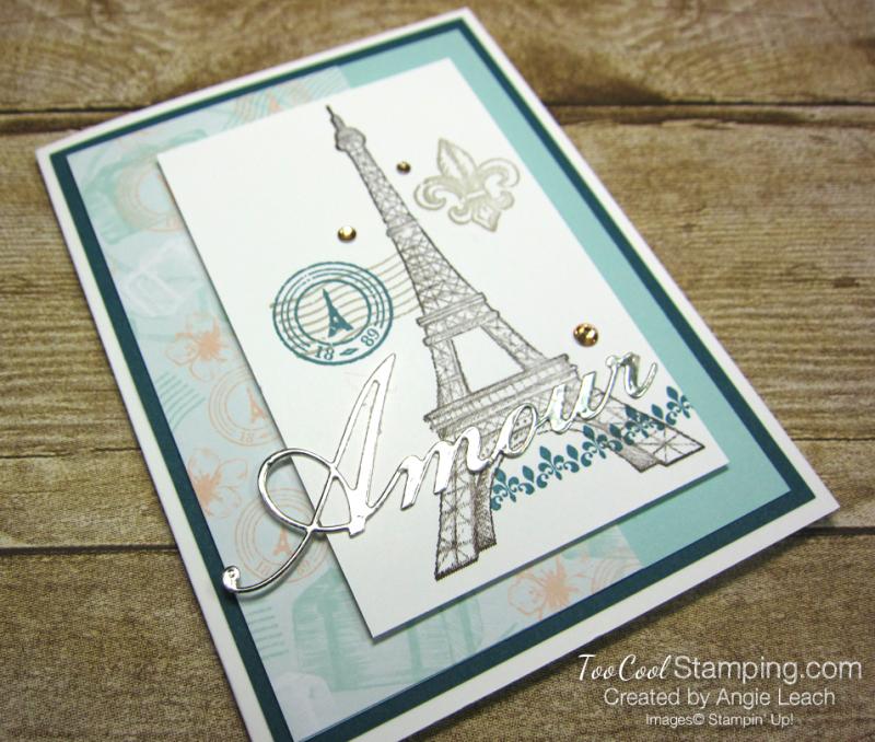 Parisian Beauty Amour 2