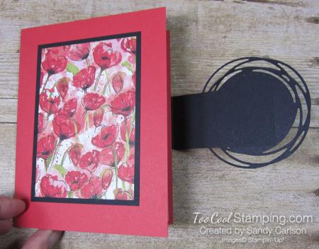Peaceful poppies sympathy - carlson 3