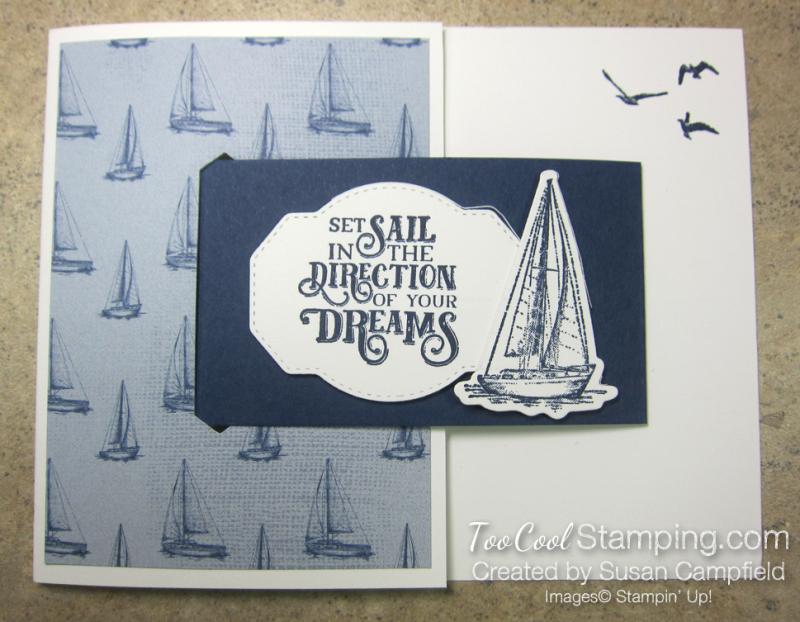 Buckle sail away 1