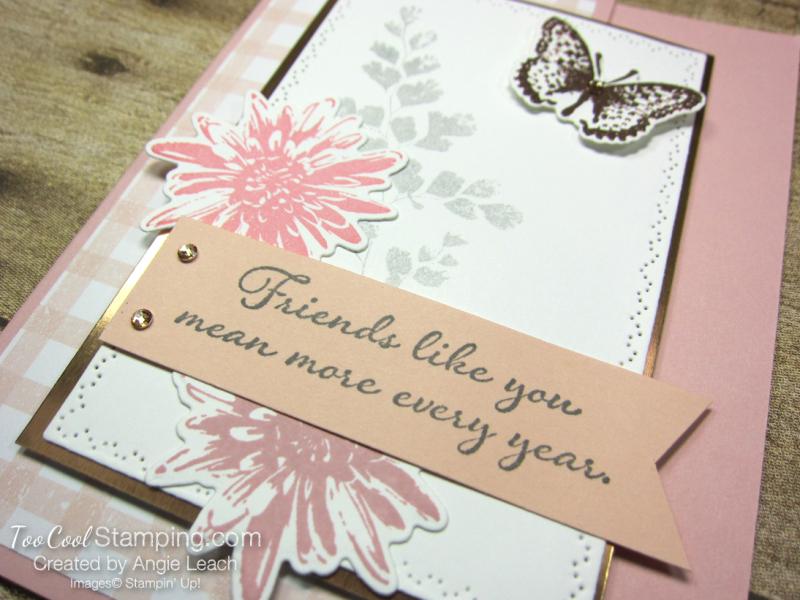 Positive Thoughts friends like you - petal 3