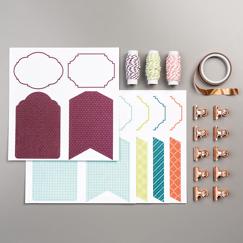 Tags and more accessory kit