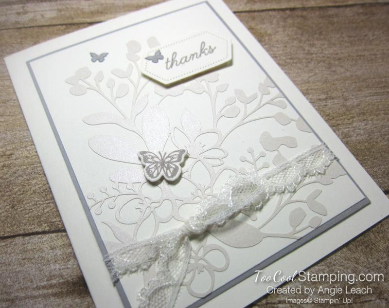 Vanilla shimmer laser-cut - vanilla thanks 2