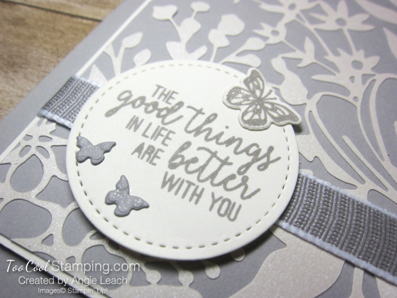 Vanilla shimmer laser-cut - granite better with you 3