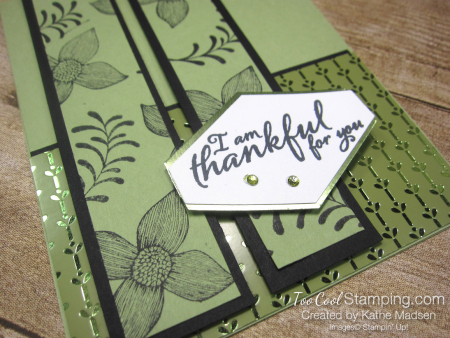 Kathe green cards - thankful 2