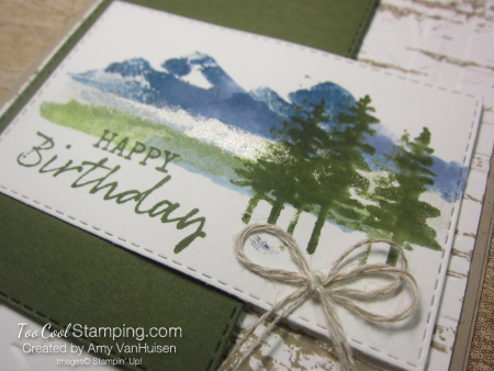 Waterfront spritzed stamping 3 - amy