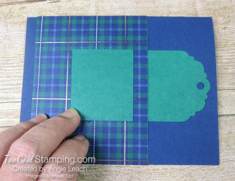 Fun flip card - step 5