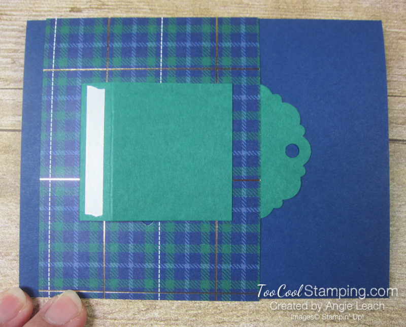 Fun flip card - step 6