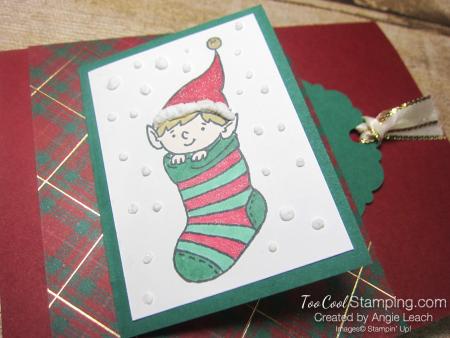 Elfie flip card 2