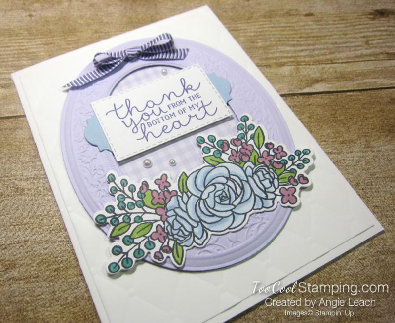 Bloom & Grow & Heirloom Frames - posy 2