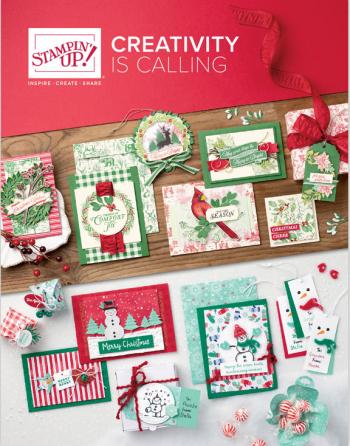 2019 holiday catalog cover