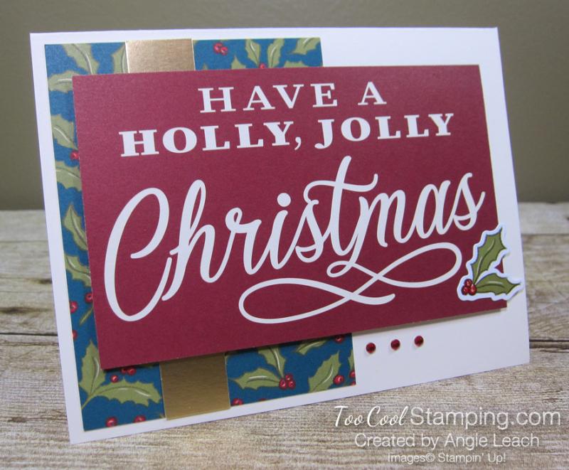 1NBC - Holly Jolly Christmas 1