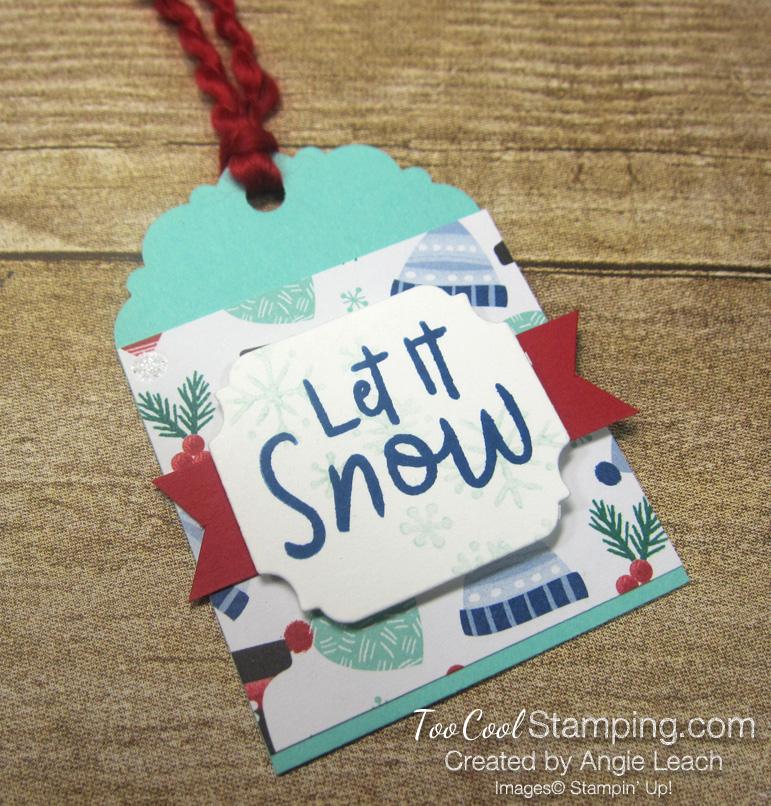 Let it snow tag 1