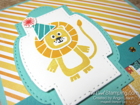 Birthday bonanza celebrate you - lion 3
