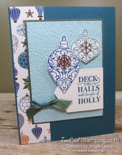 Christmas gleaming  deck the halls 1