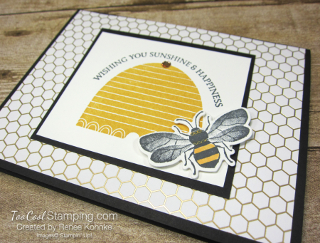 Honey bee sunshine wishes - kohnke 2