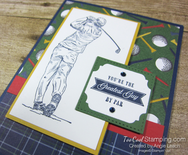 Clubhouse navy golfer - greatest guy 3