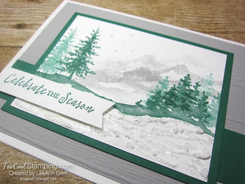 Snow front celebrate the season 2 - leeann greff