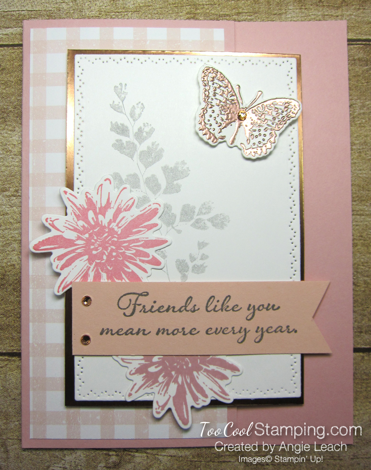 Positive Thoughts friends like you - petal