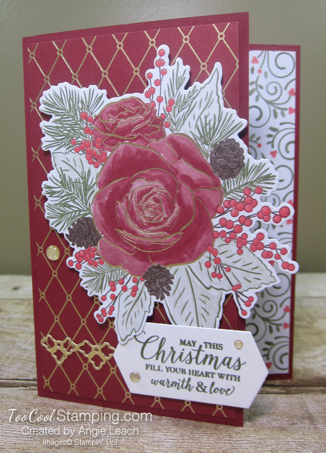 Christmastime is here overlap - cherry 1