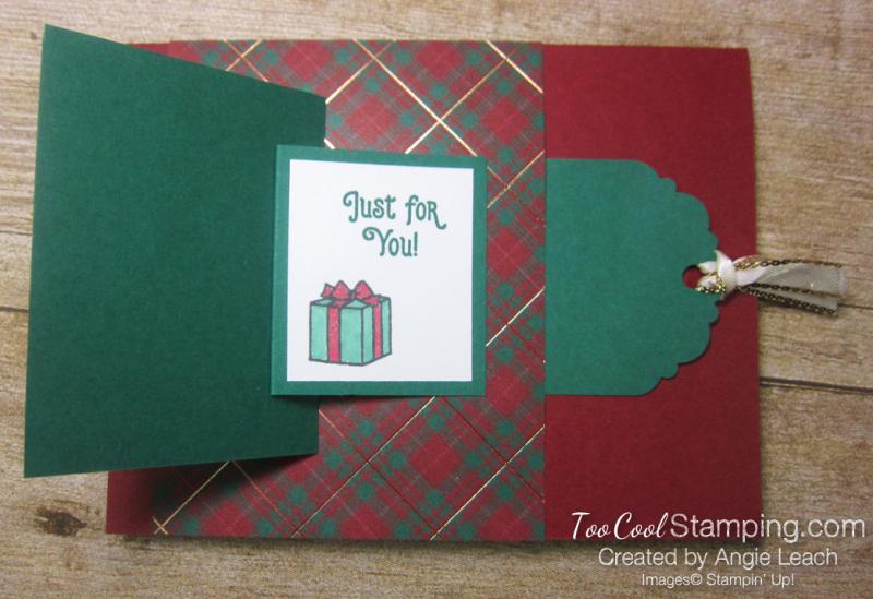 Elfie flip card 3