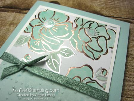 Flowering Foils Thanks 4