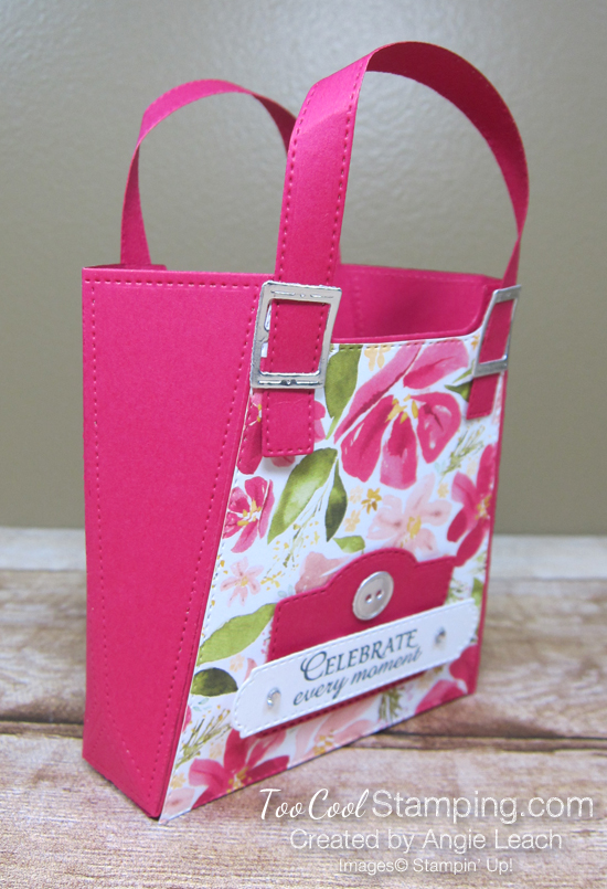 Best dressed tote - lovely lipstick 3