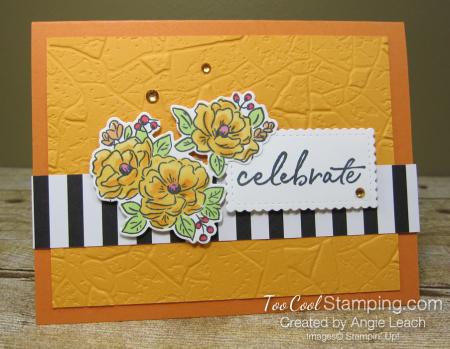 Happy birthday celebrate - pumpkin 1
