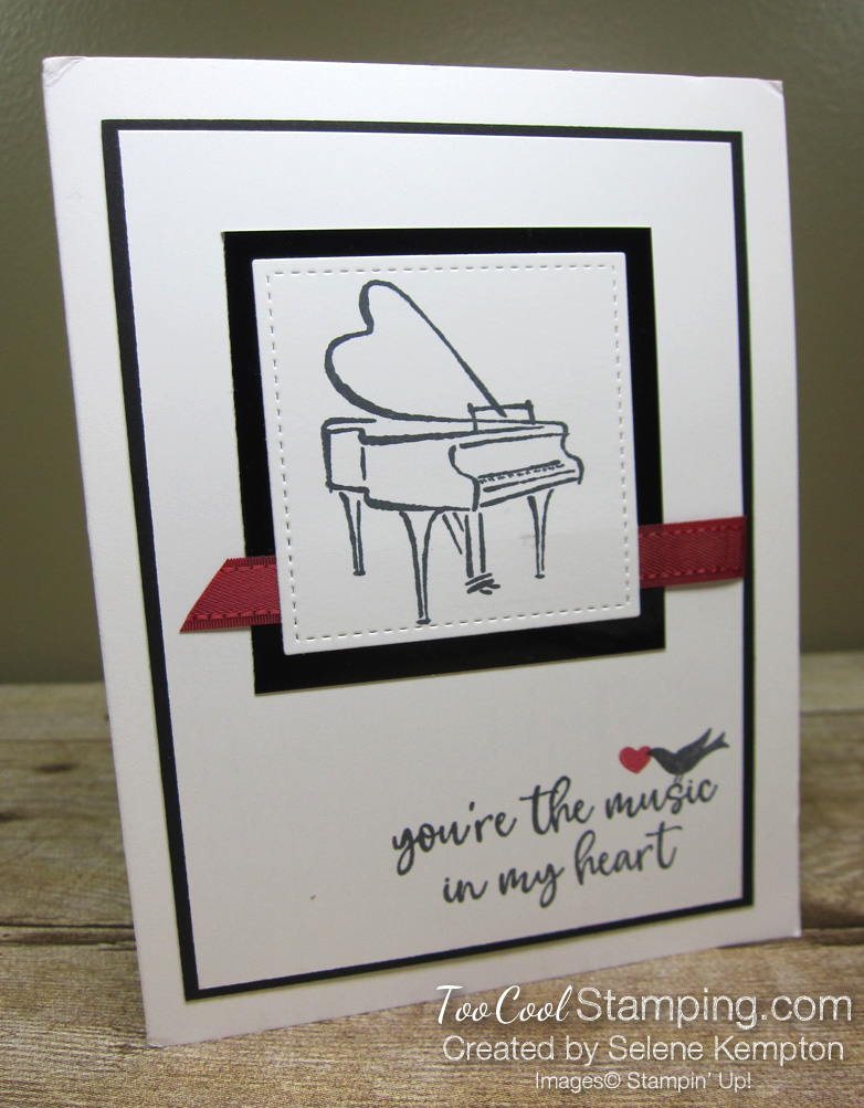 Music from the heart - selene 1