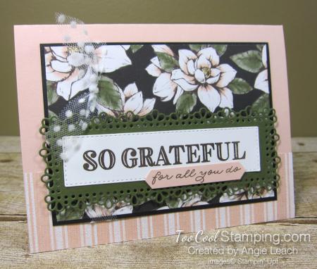 Ornate garden For All You Do - so grateful