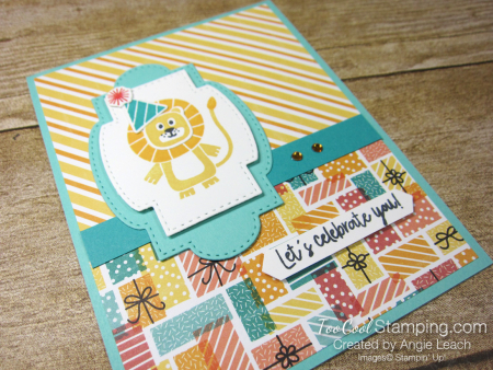 Birthday bonanza celebrate you - lion 2