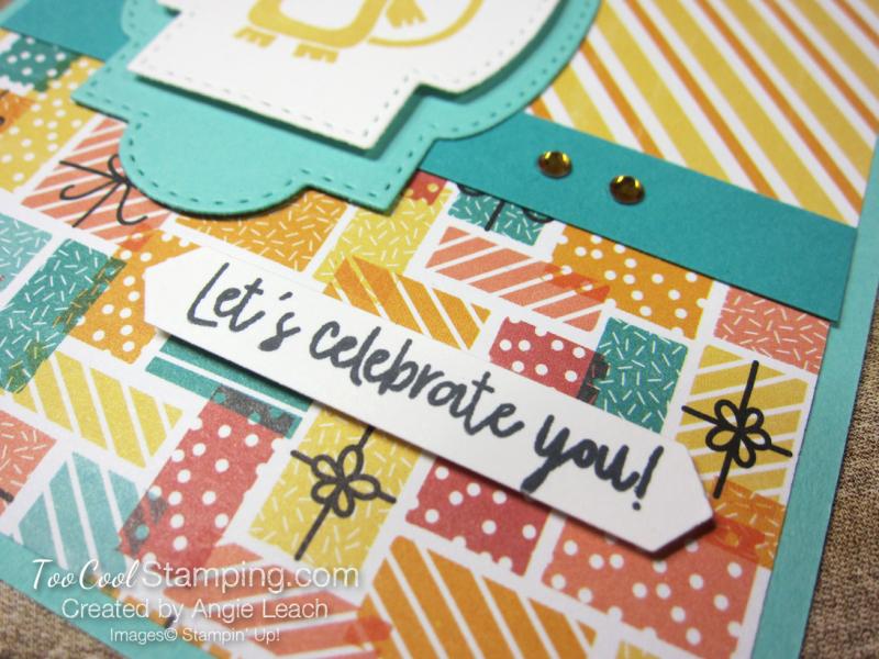 Birthday bonanza celebrate you - lion 4