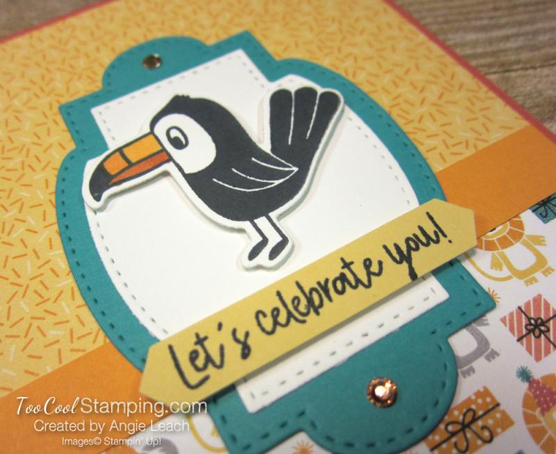 Birthday bonanza celebrate you - toucan 3