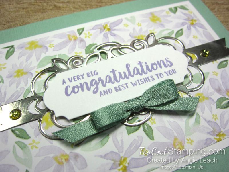 Best dressed beautiful friendship congrats - mint 2