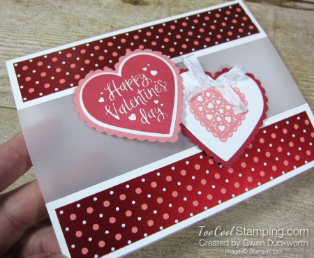 Heartfelt hearts with vellum - duckworth 2