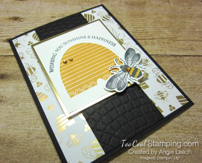 Honey bee sunshine wishes - 2