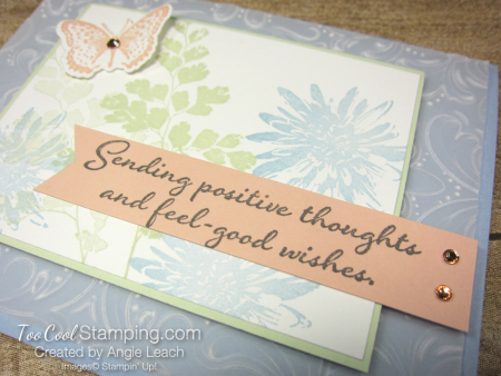 Positive thoughts vellum - seaside 3